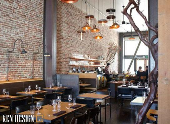 bi quyet thiet ke nha hang an uong hut khach ban nen biet 6 545x400 - Bí quyết thiết kế nhà hàng ăn uống hút khách bạn nên biết