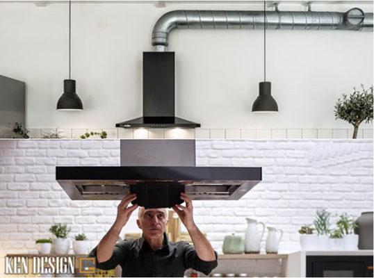cach lua chon may hut mui theo cau tao 4 538x400 - Cách lựa chọn thiết bị nhà hàng hút mùi dựa trên cấu tạo