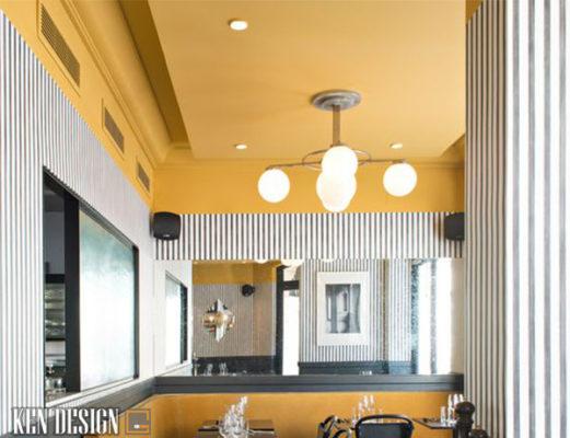 cach trang tri thiet ke nha hang bat mat 1 521x400 - Cách trang trí thiết kế nhà hàng bắt mắt