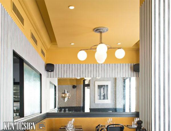 cach trang tri thiet ke nha hang bat mat 1 - Cách trang trí thiết kế nhà hàng bắt mắt