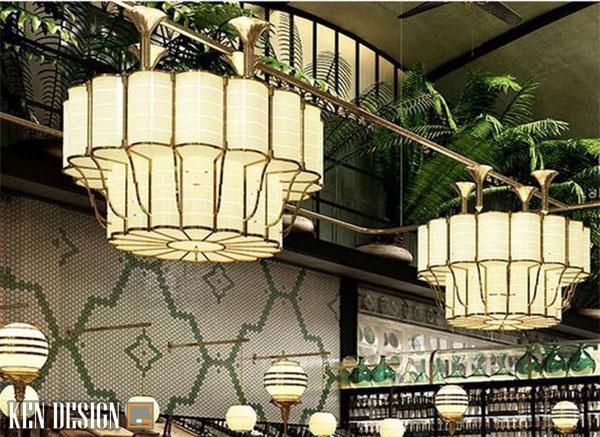 cach trang tri thiet ke nha hang bat mat 2 - Cách trang trí thiết kế nhà hàng bắt mắt