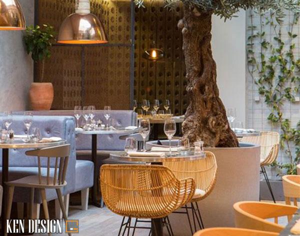 don vi thiet ke nha hang anh huong nhu the nao den gia thiet ke nha hang 3 - Đơn vị thiết kế nhà hàng có ảnh hưởng như thế nào đến giá thiết kế nhà hàng