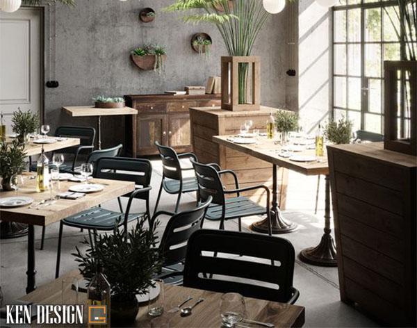 lam cach nao de thiet ke nha hang hien dai thu hut 1 - Làm sao để thiết kế nhà hàng hiện đại thu hút?