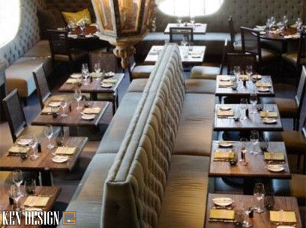 lam cach nao de thiet ke nha hang hien dai thu hut 2 - Làm sao để thiết kế nhà hàng hiện đại thu hút?