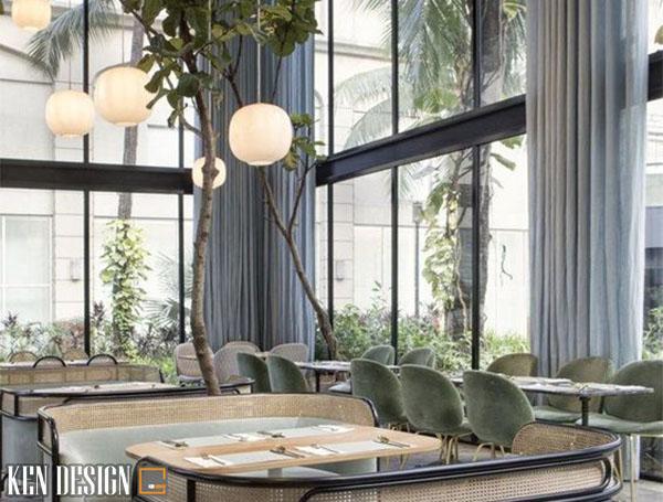 lam cach nao de thiet ke nha hang hien dai thu hut 3 - Làm sao để thiết kế nhà hàng hiện đại thu hút?