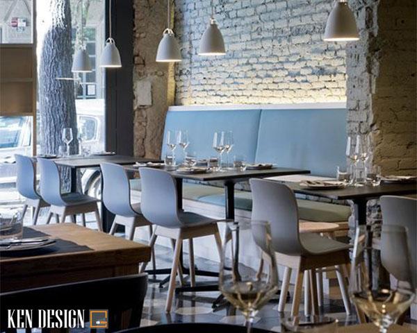 lam cach nao de thiet ke nha hang hien dai thu hut 5 - Làm sao để thiết kế nhà hàng hiện đại thu hút?