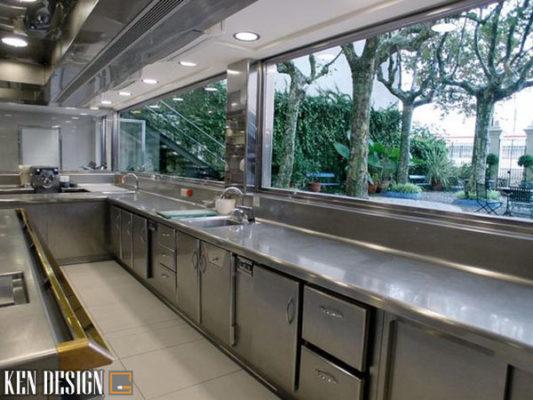 lam sao de thiet ke bep nha hang nho hieu qua 3 533x400 - Làm sao để thiết kế bếp nhà hàng nhỏ hiệu quả?