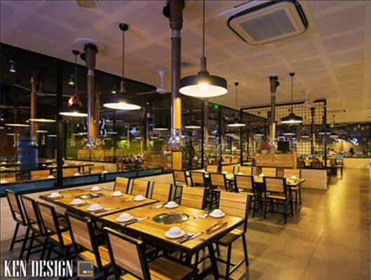 lua chon phong cach thiet ke nha hang nhu the nao de hut khach 6 529x400 - Lựa chọn phong cách thiết kế nhà hàng lẩu nướng như thế nào để hút khách