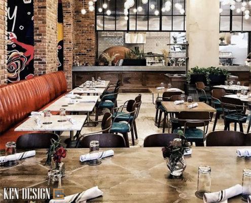 nguye ly thiet ke nha hang hien dai 1 495x400 - Muốn sở hữu không gian nhà hàng hiện đại, chớ bỏ qua nguyên lý thiết kế nhà hàng