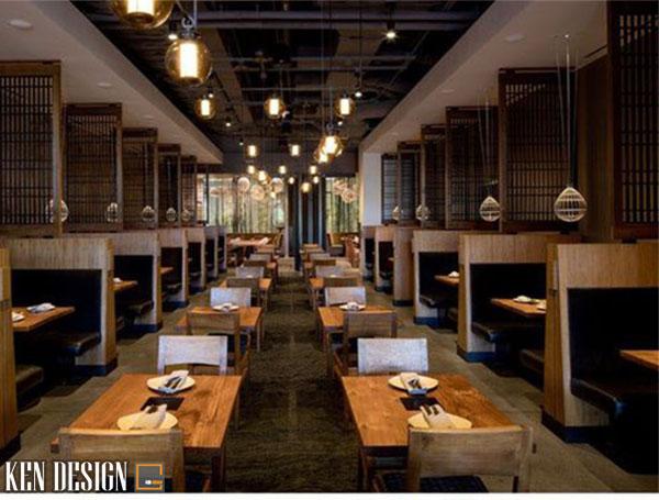 nhung dieu can biet khi thi cong noi that nha hang han quoc 1 - Những điều cần biết khi thi công nội thất nhà hàng Hàn Quốc