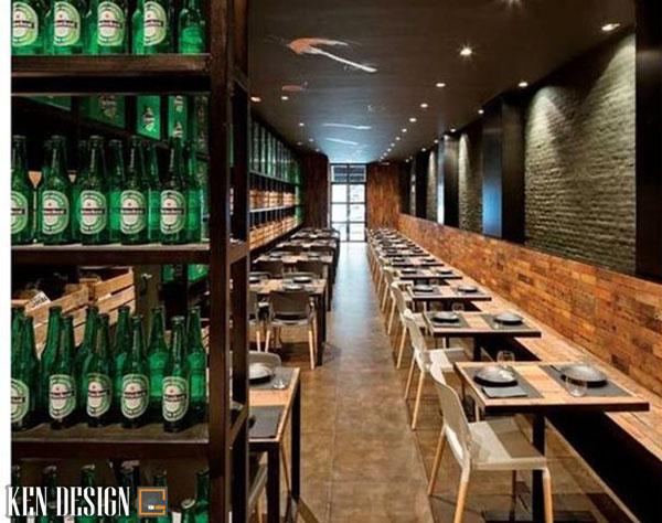 nhung dieu can biet khi thi cong noi that nha hang han quoc 4 - Những điều cần biết khi thi công nội thất nhà hàng Hàn Quốc