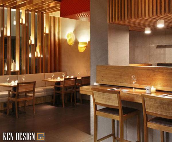 nhung dieu can biet khi thi cong noi that nha hang han quoc 6 - Những điều cần biết khi thi công nội thất nhà hàng Hàn Quốc