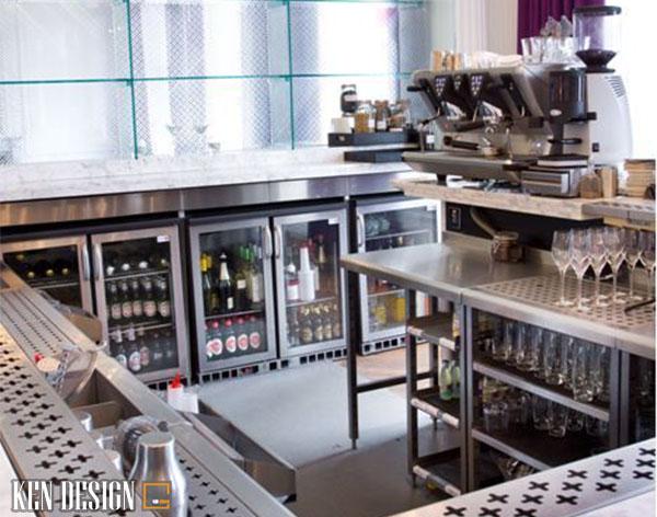 nhung luu y khi thi cong nha hang thiet bi bep 5 - Những lưu ý khi thi công thiết bị bếp nhà hàng