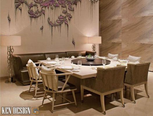 nhung luu y khi thiet ke thi cong nha hang an uong 1 526x400 - Những lưu ý khi thiết kế thi công nội thất nhà hàng ăn uống