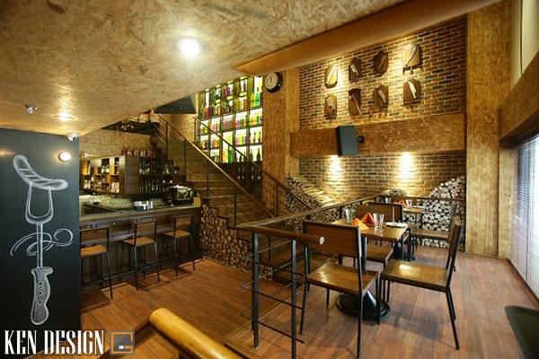 nhung mau thi cong noi that nha hang han quoc ban nen biet 4 - Những mẫu thi công nội thất nhà hàng Hàn Quốc ấn tượng bạn nên biết