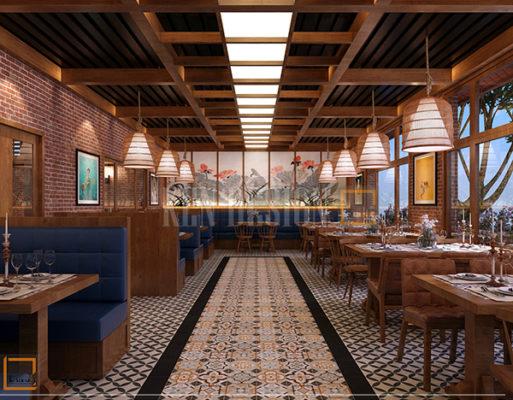 so huu ngay thiet ke nha hang dep chi voi 4 yeu to ban co tin khong 6 513x400 - Sở hữu ngay thiết kế nhà hàng đẹp chỉ với 4 yếu tố, bạn có tin không?