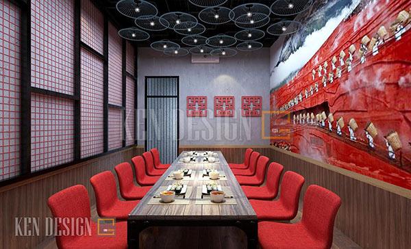 tai sao phai thiet ke nha hang dep 7 - Tại sao phải thiết kế nhà hàng đẹp ?