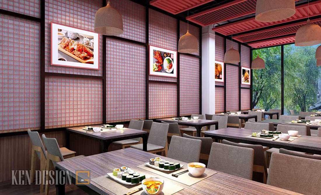 thiet ke nha hang vit quay to thi 3 - Thiết kế nhà hàng Vịt quay Tô thị