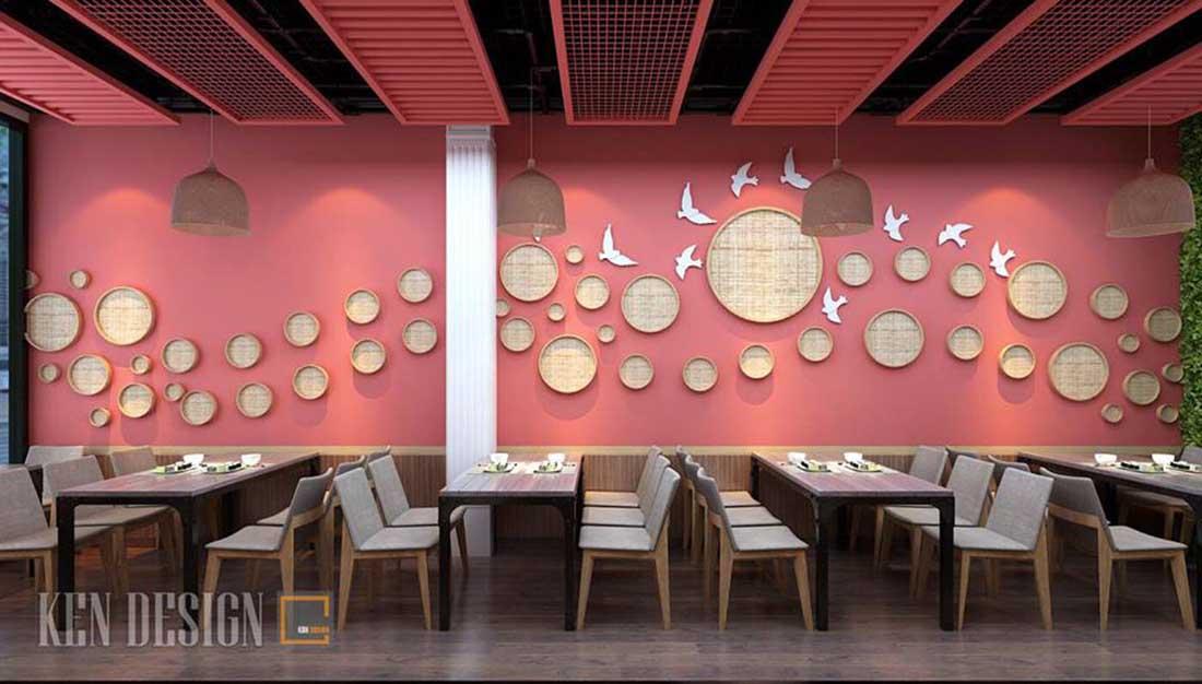 thiet ke nha hang vit quay to thi 4 - Thiết kế nhà hàng Vịt quay Tô thị