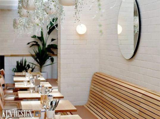 thiet ke thi cong noi that nha hang theo phong cach hien dai 1 538x400 - Thiết kế thi công nội thất nhà hàng theo phong cách hiện đại