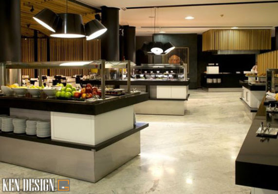 thu hut khach hang nho thi cong nha hang dung cach 4 571x400 - Thu hút khách hàng nhờ thi công nhà hàng buffet đúng cách