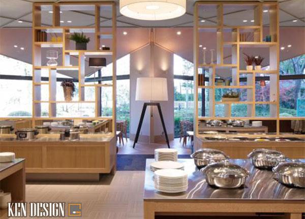 thu hut khach hang nho thi cong nha hang dung cach 5 - Thu hút khách hàng nhờ thi công nhà hàng buffet đúng cách
