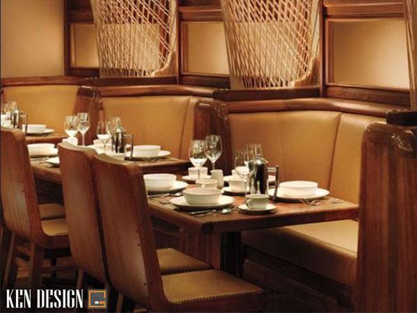 tieu chi thiet ke thi cong noi that nha hang kieu nhat hut khach 5 - Tiêu chí thiết kế thi công nội thất nhà hàng kiểu Nhật hút khách