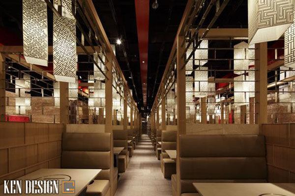 tieu chuan thiet ke nha hang theo phong cach 3 600x400 - Tiêu chuẩn thiết kế nhà hàng theo phong cách