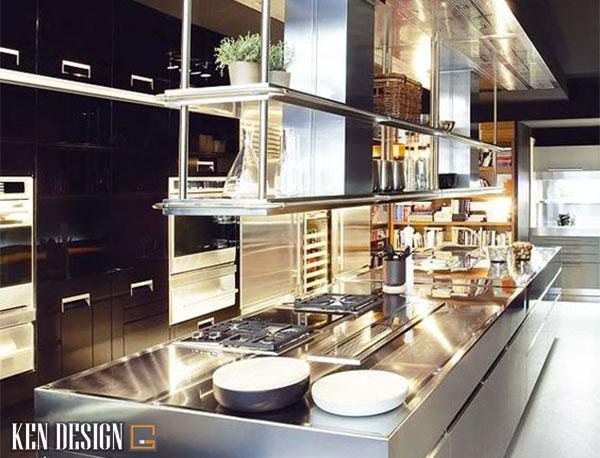 yeu to phong thuy trong thiet ke nha hang 2 - Yếu tố phong thủy khi thiết kế bếp nhà hàng