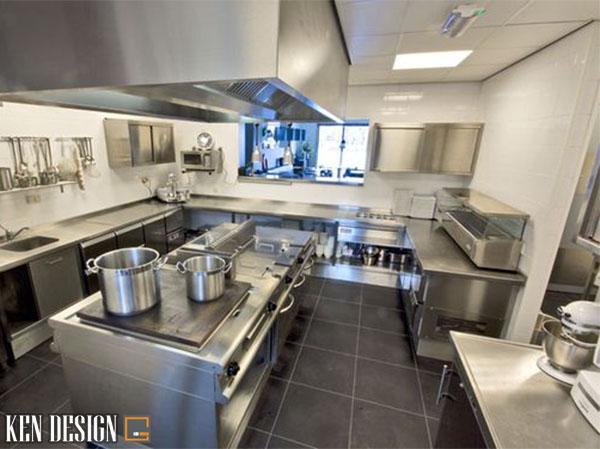 yeu to phong thuy trong thiet ke nha hang 6 - Yếu tố phong thủy khi thiết kế bếp nhà hàng