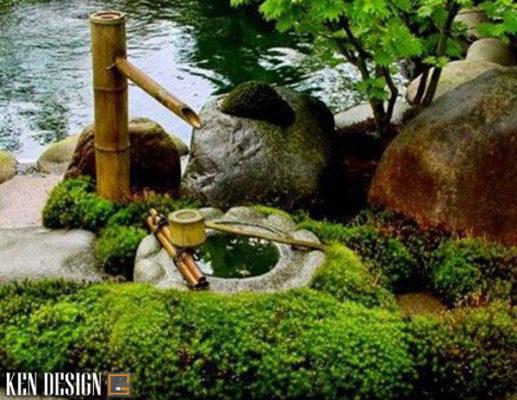 yeu to thien nhien trong thiet ke nha hang kieu nhat 5 517x400 - Yếu tố thiên nhiên trong thiết kế nhà hàng kiểu Nhật