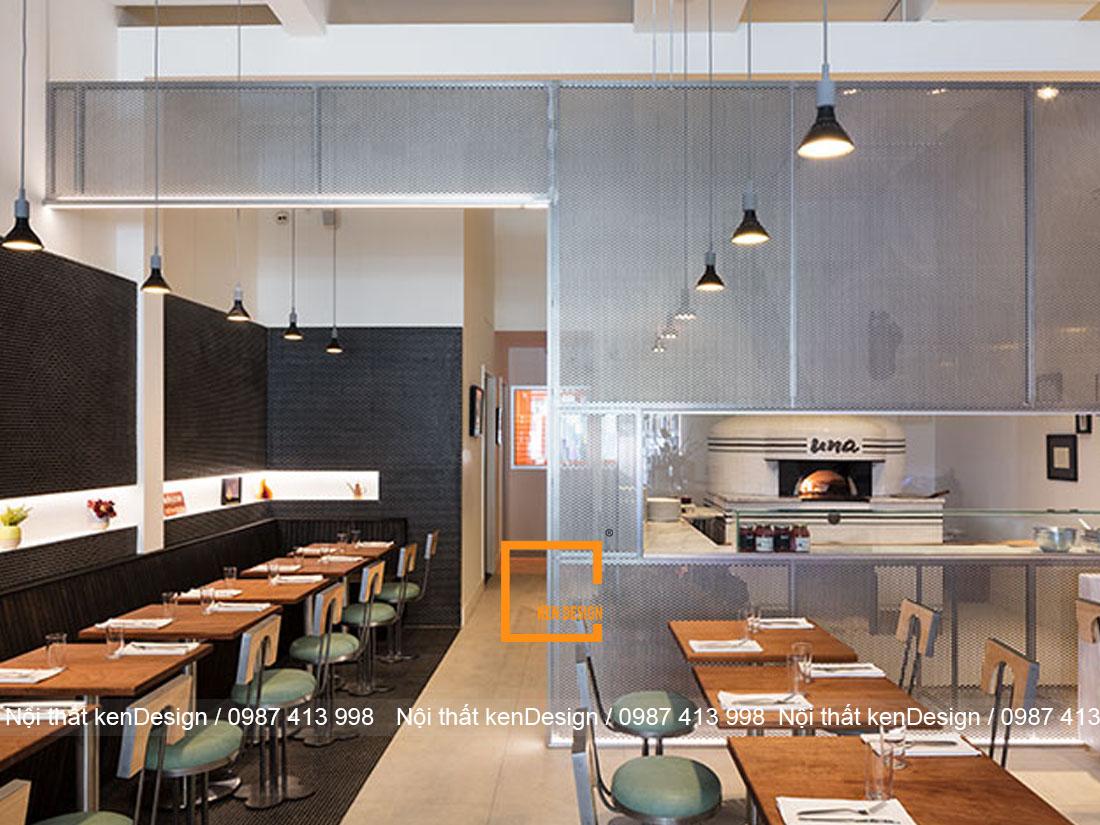 Art Deco Meets Industrial phong cach thiet ke nha hang an tuong 2 - Art Deco Meets Industrial  - Phong cách thiết kế nhà hàng ấn tượng