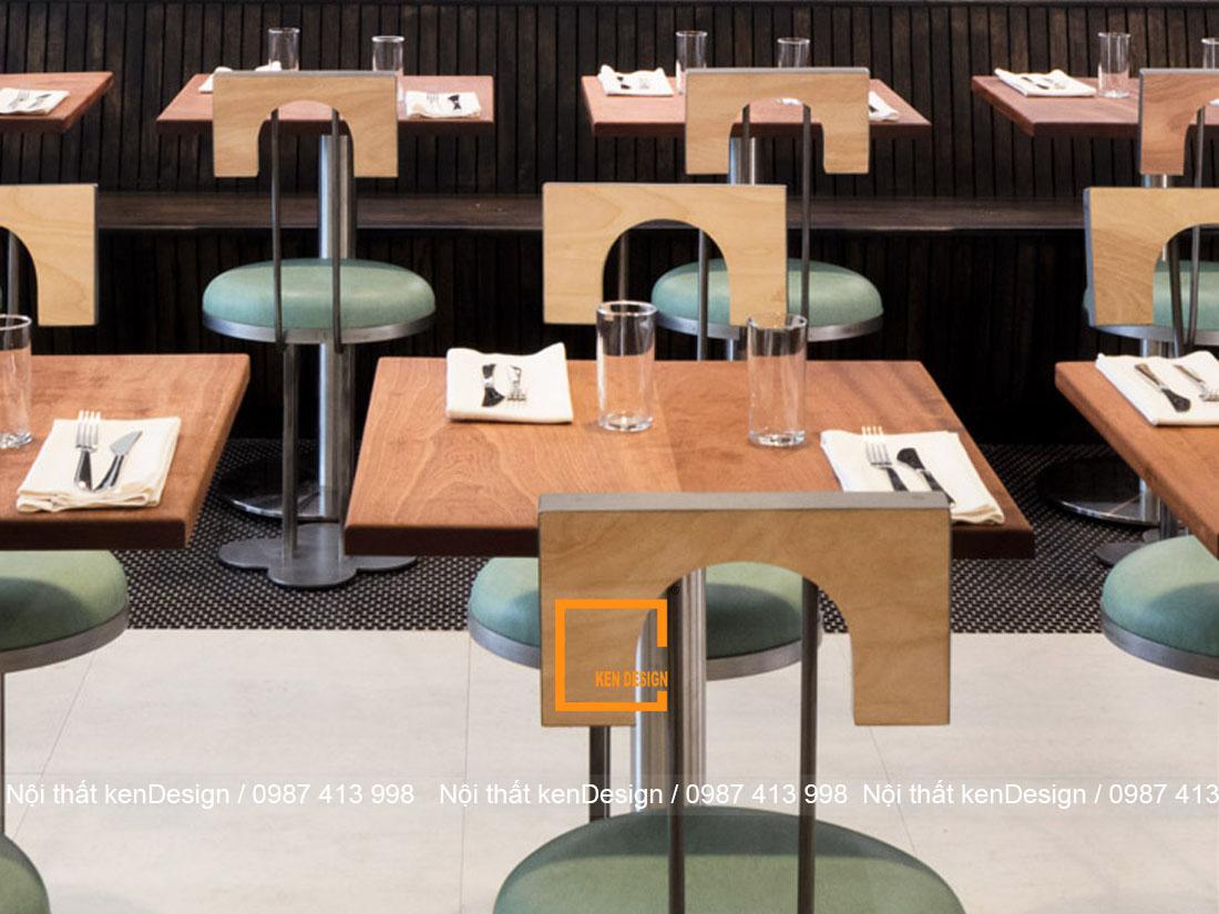 Art Deco Meets Industrial phong cach thiet ke nha hang an tuong 3 - Art Deco Meets Industrial  - Phong cách thiết kế nhà hàng ấn tượng