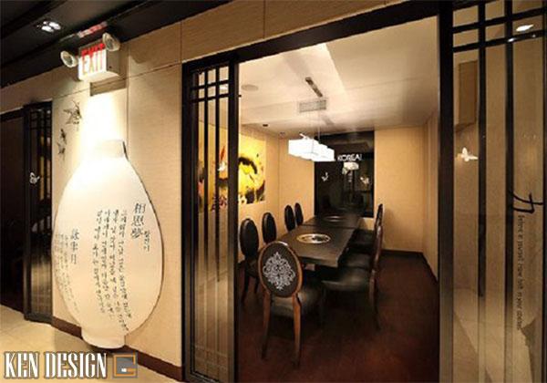 Lam sao de thiet ke nha hang han quoc dac trung 3 - Làm sao để thiết kế nhà hàng Hàn Quốc đặc trưng