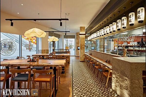 Lam sao de thiet ke nha hang han quoc dac trung 5 - Làm sao để thiết kế nhà hàng Hàn Quốc đặc trưng