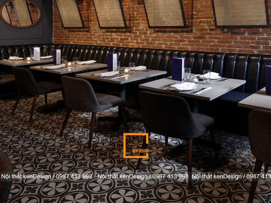 Tai sao ban ne dau tu chi phi thiet ke nha hang 4 - Tại sao bạn nên đầu tư chi phí thiết kế nhà hàng?