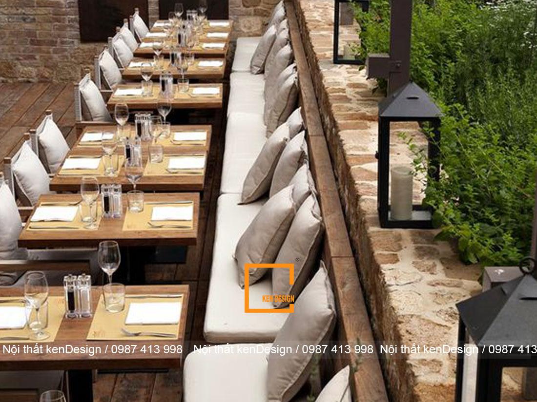 Tai sao ban ne dau tu chi phi thiet ke nha hang 5 - Tại sao bạn nên đầu tư chi phí thiết kế nhà hàng?