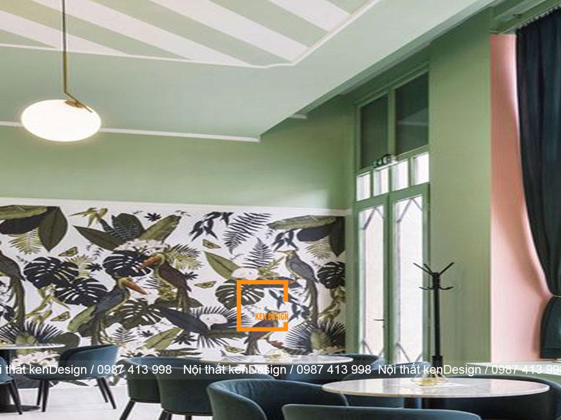 bat ngo voi vai tro cua mau sac trong thiet ke kien truc nha hang 3 - Vai trò của màu sắc trong thiết kế kiến trúc nhà hàng