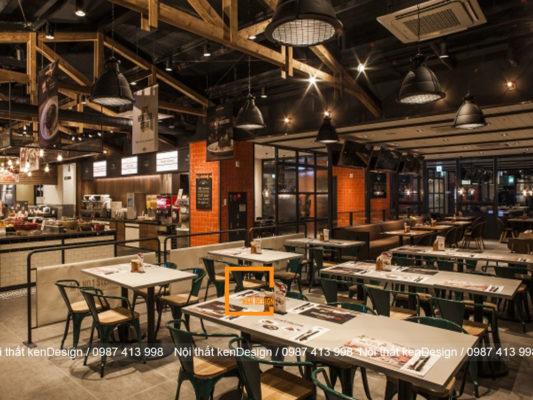 bi quyet thiet ke nha hang han quoc tai cac thanh pho lon 6 533x400 - Bí quyết thiết kế nhà hàng Hàn Quốc tại các thành phố lớn