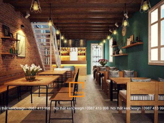 bi quyet thiet ke quan an nho dep khong nen bo qua 6 533x400 - Bí quyết thiết kế quán ăn nhỏ đẹp không nên bỏ qua