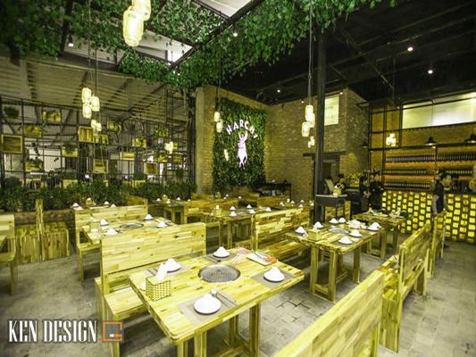 cach thiet ke nha hang lau nuong tiet kiem thoi gian 1 - Cách thiết kế nhà hàng lẩu nướng tiết kiệm thời gian