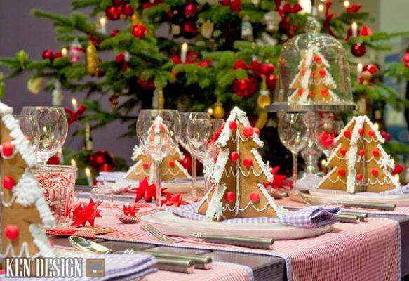 cach trang tri thiet ke nha hang mua noel 5 583x400 - Cách trang trí thiết kế nhà hàng mùa Noel