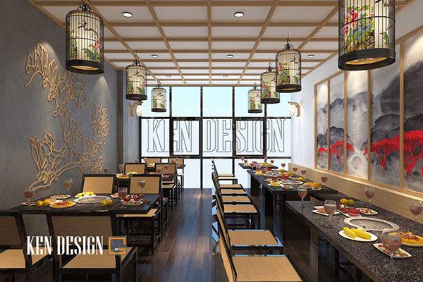 cong ty thiet ke thi cong noi that nha hang tai ha noi 3 600x400 - Công ty thiết kế thi công nội thất nhà hàng tại Hà Nội