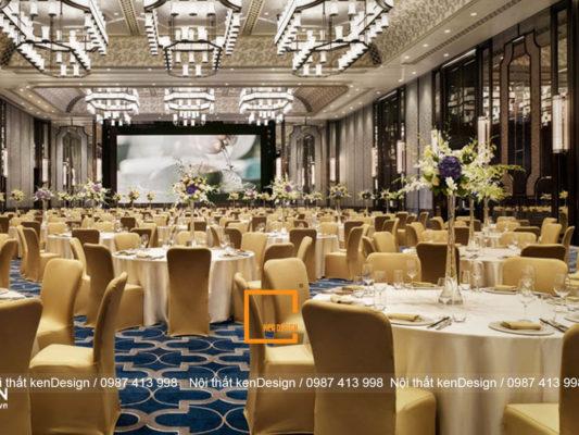 diem danh mot so phong cach thiet ke nha hang tiec cujoi pho bien nhat 1 533x400 - Điểm danh một số phong cách thiết kế nhà hàng tiệc cưới phổ biến nhất