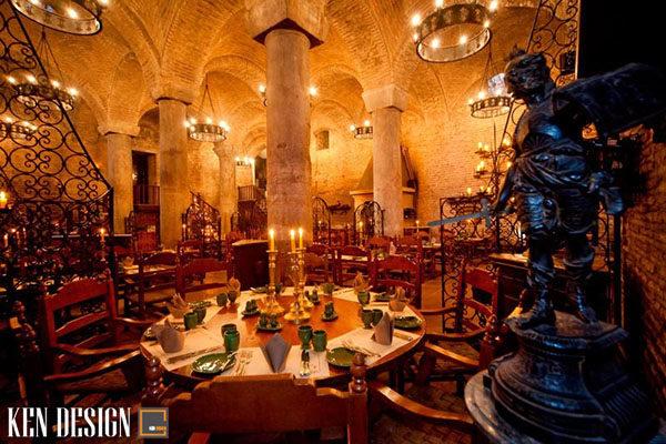 dieu gi tao ne thiet ke nha hang an tuong 4 600x400 - Điều gì tạo nên thiết kế nhà hàng ấn tượng?
