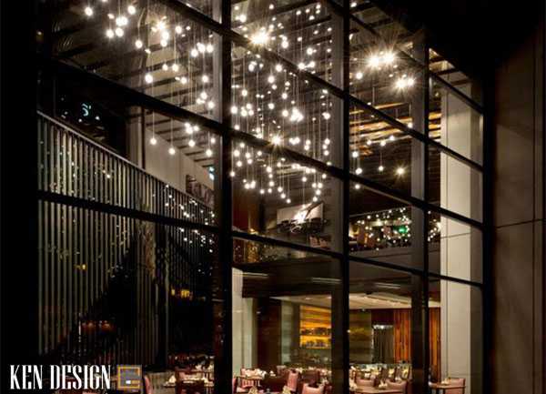gia thie ke nha hang bao gom nhung hang muc nao 2 - Giá thiết kế nhà hàng bao gồm những hạng mục nào