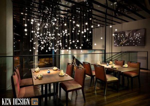 gia thie ke nha hang bao gom nhung hang muc nao 3 - Giá thiết kế nhà hàng bao gồm những hạng mục nào