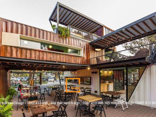 kinh nghiem thiet ke nha hang khung thep tien che thu hut khach hang 6 533x400 - Kinh nghiệm thiết kế nhà hàng thép tiền chế thu hút khách hàng