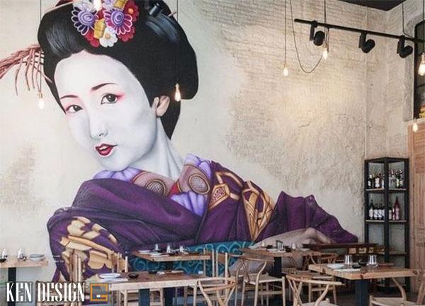 kinh nghiem thiet ke nha hang kie nhat khong nen bo qua 1 - Kinh nghiệm thiết kế nhà hàng kiểu Nhật không nên bỏ qua