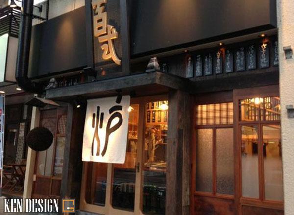 kinh nghiem thiet ke nha hang kie nhat khong nen bo qua 2 - Kinh nghiệm thiết kế nhà hàng kiểu Nhật không nên bỏ qua